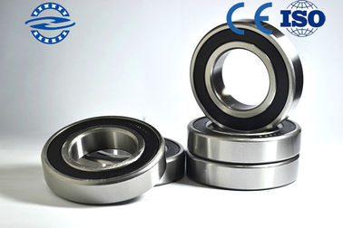 China High Accuracy Deep Groove Roller Ball Bearing 6012 - 2RS / Electric Motor Bearings factory