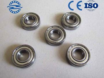 China Structure Simple Deep Groove Motor Ball Bearing 6018 2Z / Automobile Bearing factory
