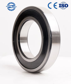 China Struction Machine Deep Groove Ball Bearing 6019 - 2RS / Chrome Steel Ball Bearings factory