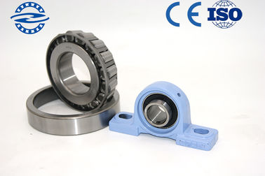 China Low Noise Small Tapered Roller Bearings 30317 P0 P6 P5 High Precision factory