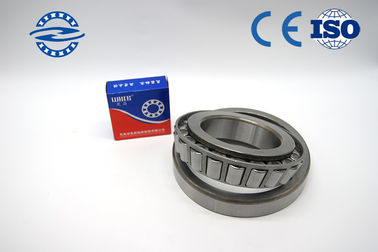 China One Row Tapered Roller 30318 Bearing For Oil Rig High Load Capacity factory