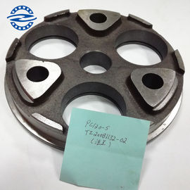 China DN10 - DN3600 PC120-5 TZ200B Excavator Gearbox / Steel Forged Flanges factory