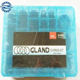 China Hyundai / Doosan Excavator Seal Kit NBR 90 GIANT 376Pcs / Viton O Ring factory