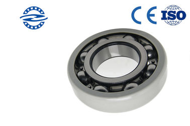 Chrome Steel Deep Groove Ball Bearing 6317J2AA / Electrical Insulation Bearing