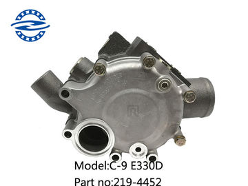 China 219-4452 E330D E336D Engine C9 Water Pump For Excavator Spare  Parts factory