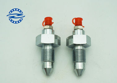 Hardware Fitting Excavator Track Adjuster Grease Valves Ex200-5 High Performance