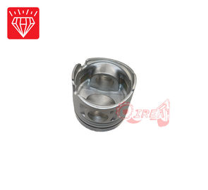 Diesel Engine Parts 4JB1 Piston Kit Oem 8-94152-177-1 Round Bottom For Excavator