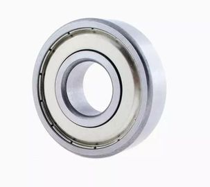China 6214 Deep Groove Open Ball Bearing Size 70 *125 * 24mm / High Chrome Steel Ball Bearings factory