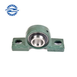 Grease / Oil Lubrication Pillow Block Bearing UCP209 Chrome Steel Material