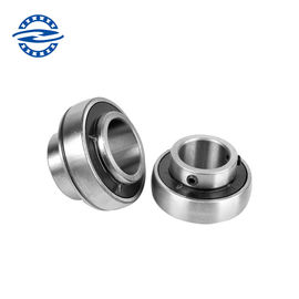 China Carbon Steel Pillow Block Ball Bearing Clearance C0 C1 C2 ABEC-1 factory