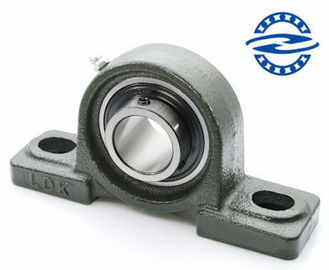Cast Iron Pillow Ball Bearing / Pillow Block Bearing UCP201 Customized