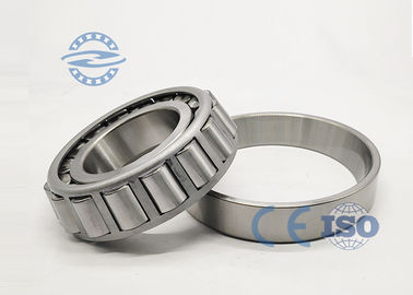 Steel Cage Car Engine Bearings / Single Row Tapered Roller Bearing 30310 For 06002
