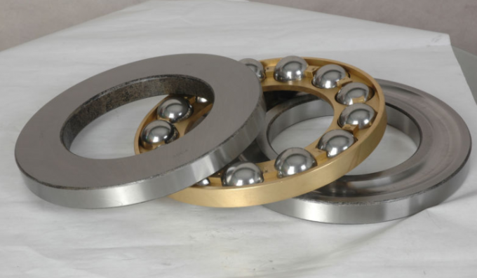 52406 38406 Double Direction Thrust Bearing 30mm × 70mm × 52mm For Machine Tool