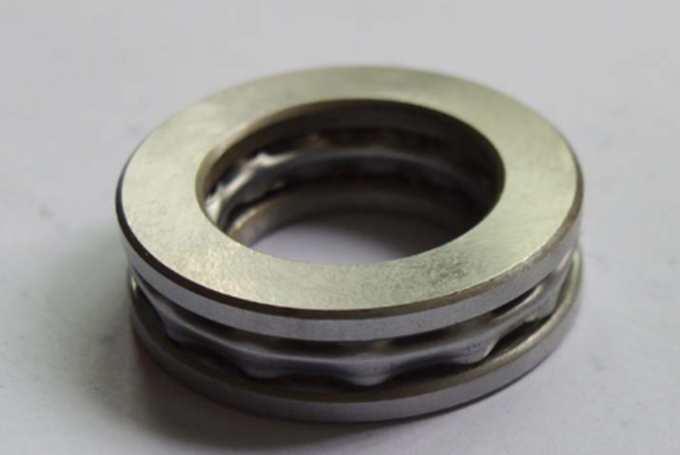 High Precision Small Thrust Bearings , Miniature Thrust Bearings 8208 40mm × 68mm × 19mm
