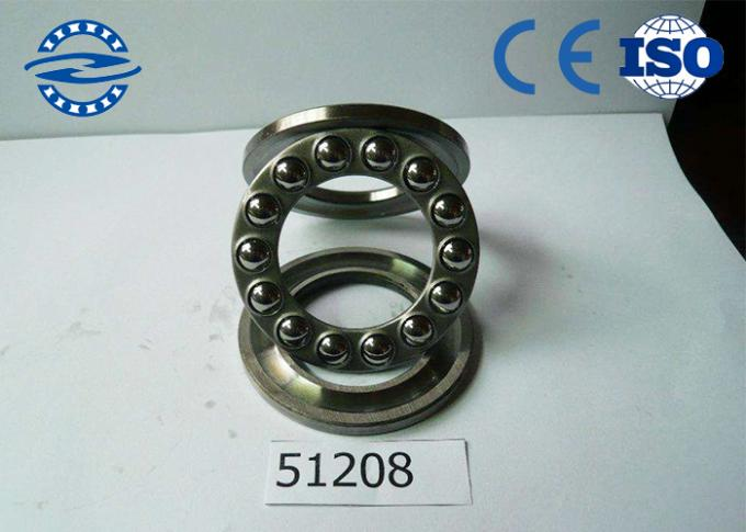 NSK NTN KOYO Axial Thrust Bearing , 51340 Banded Ball Thrust Bearing For Crane Hook 0