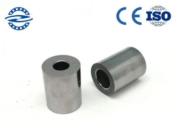 Excavator Bucket Bushings , Steel Bushing Sleeve With Edge