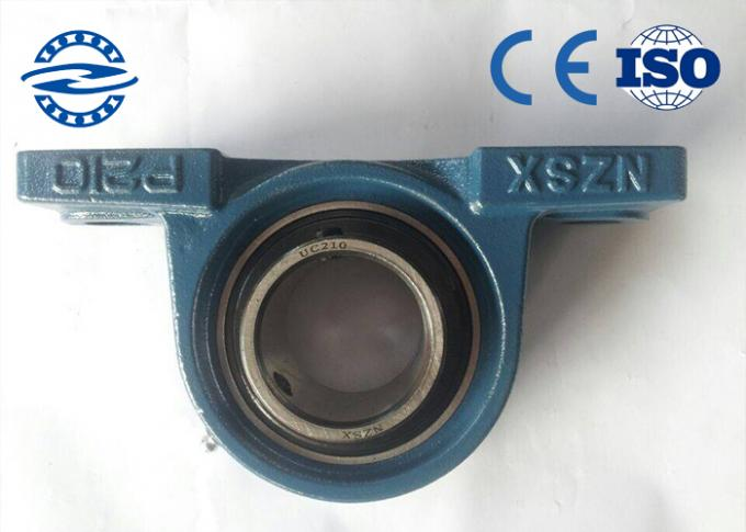 High Accuracy Plummer Pillow Ball Bearing NSK UCP203 For Transmission System