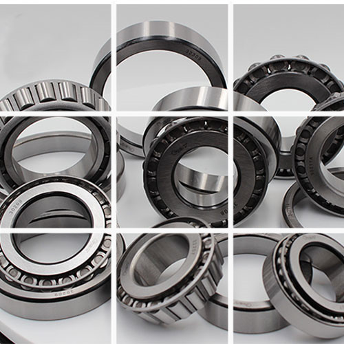 Cylindrical / Taper Roller Bearing 30316 With Open Seals Type
