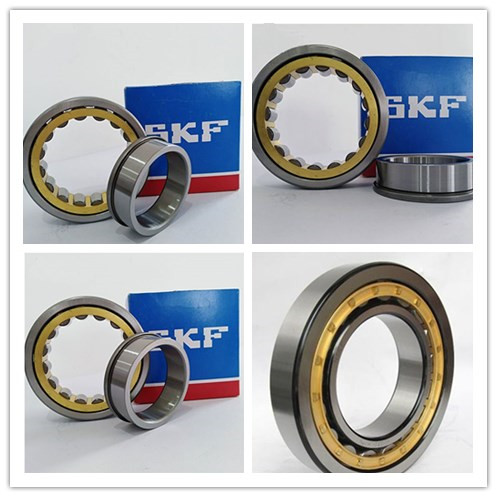 SKF Original  Cylindrical Structure Roller Bearing NN3016K Application In Motor