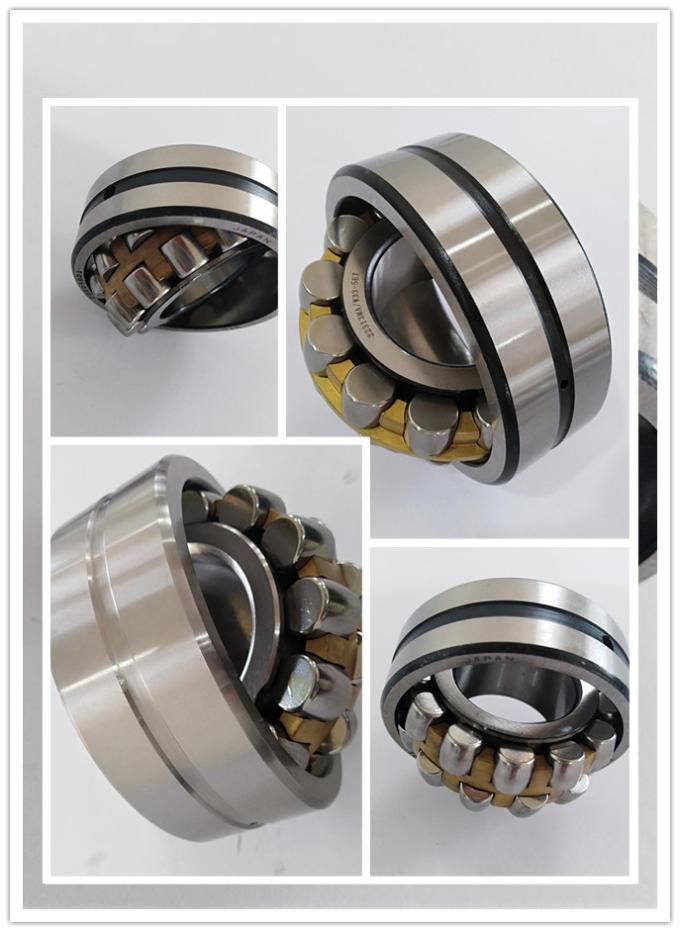 Low Noise Spherical Roller Bearing 24034 CJ/YM/CJK/YMK W33 C3 Clearance In C0/C3 Good Cage Balance