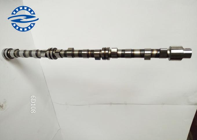 4D95 / 4D107 / 6D95 / 6D102 / 6D107 Forged Camshaft  For Excavator Engine Parts