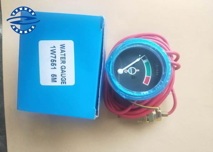 High Performance Excavator Spare Parts Water Temperature Gauge 1W7550 1W7551