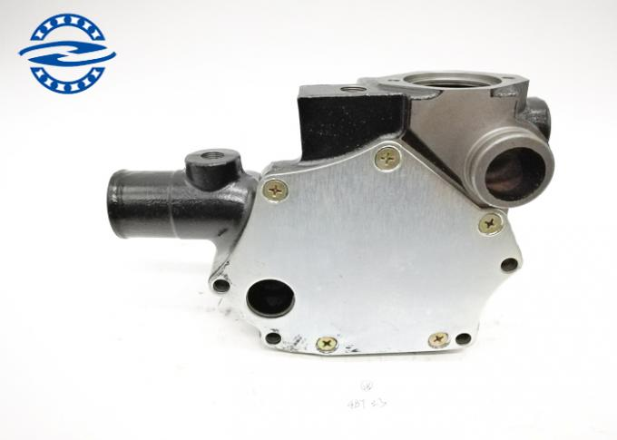Cummins 4BT3.3  3800883 Iron water pump for  Excavator Spare Parts