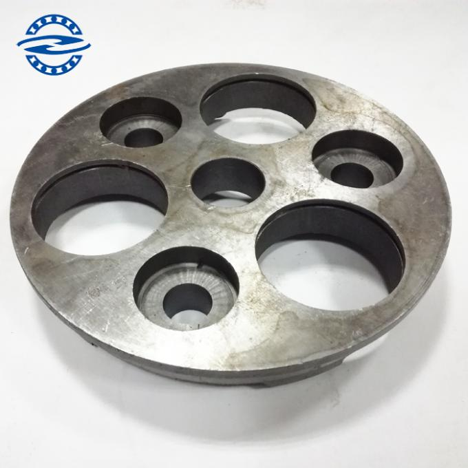DN10 - DN3600 PC120-5 TZ200B Excavator Gearbox / Steel Forged Flanges