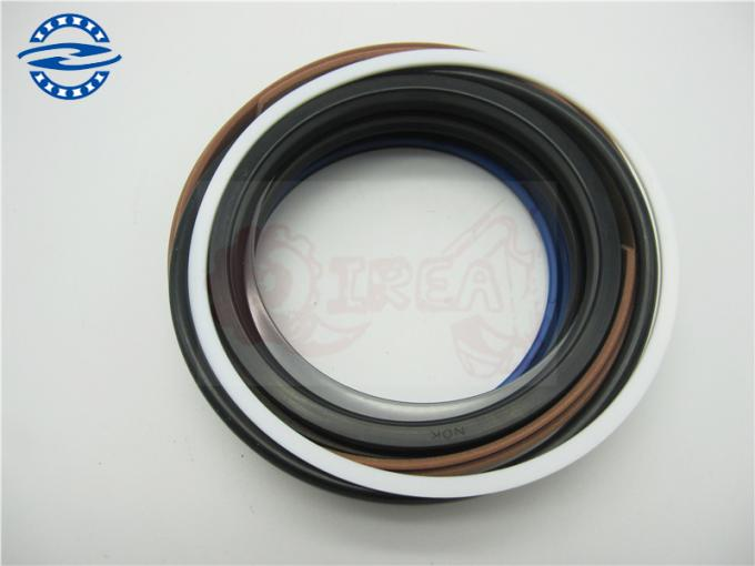CLG-925D Excavator Seal Kit , Rubber Hydraulic Cylinder Seals Smooth Finshed