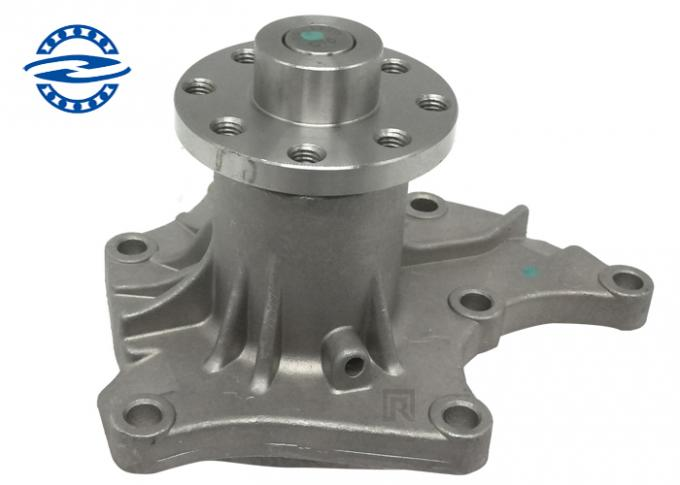 Standard Size Engine Water Pump 4JB1 For SK60 SH60 HD307 Excavator Engine Parts