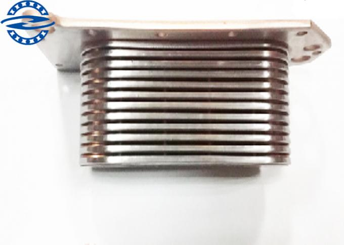 6742-01-2450 6D114 Oil Cooler Assy 12P For PC300-7   PC360-7   WA380-3