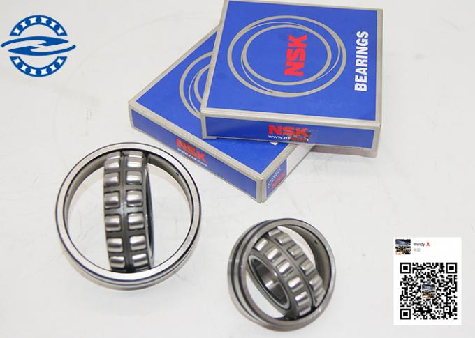 22314 W33 Spherical Double Roller Bearing ABEC10 With CC Steel Stamping Cage