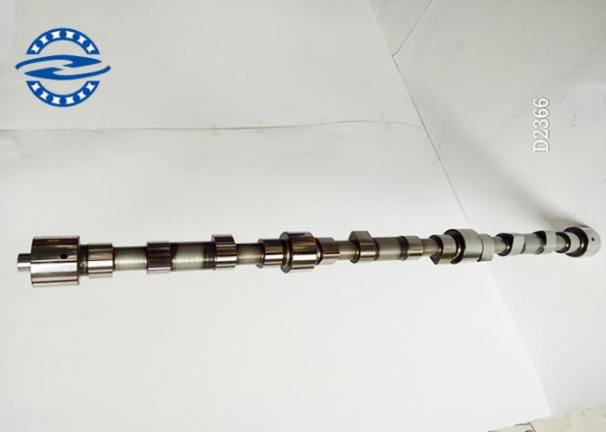 DH280-3 Engine Camshaft D1146 D2366 / Daewoo Excavator Parts High Torsion Strength