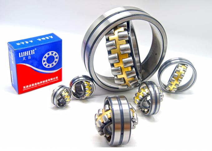 sealed double Row Spherical Roller Bearing22205CA / CC / W33 C3 C4For Heavy Dutu And Shock Loads