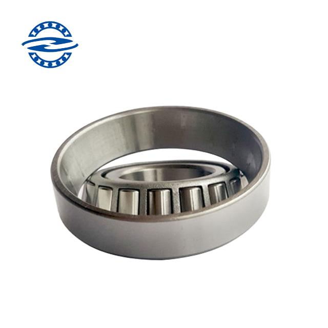 Brass Cage Tapered Roller Bearing 30208 Two Row With V1 V2 V3 Vibration 0