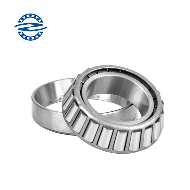 Brass Cage Tapered Roller Bearing 30208 Two Row With V1 V2 V3 Vibration 1