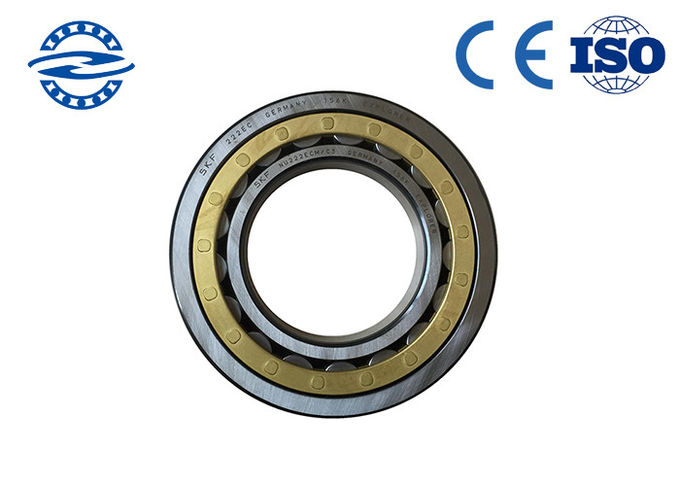 NU1005 GCR15 Cylindrical Roller Bearing 25mm × 47mm × 12mm With Fast Frequency