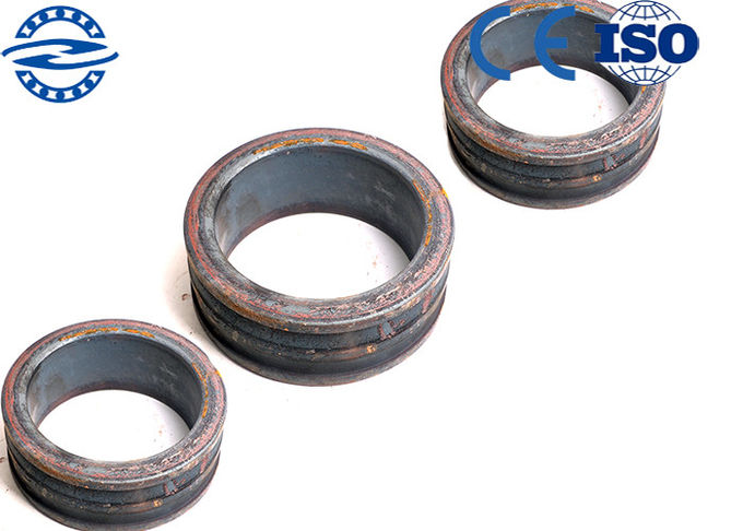 Industrial Bearing Retainer Ring , Precision Deep Groove Roller Bearing Ring