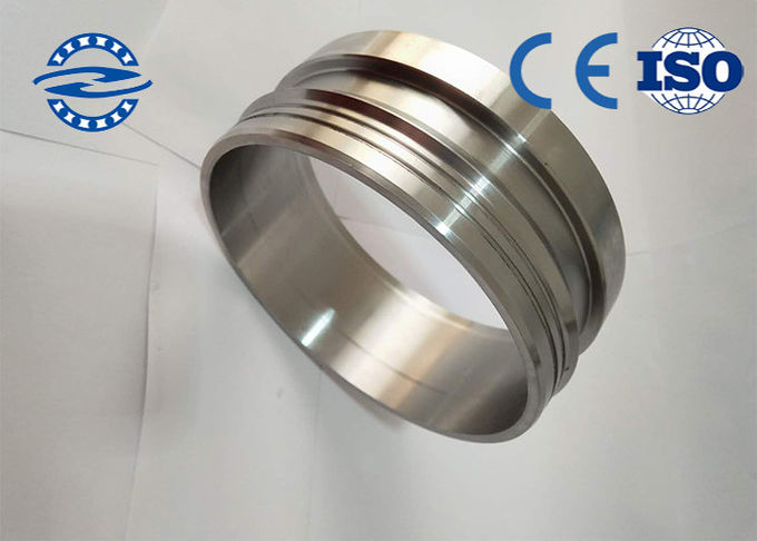 Forged Stainless Steel Bearing Inner Ring ,16mn Concrete Pump Pipe Flange For Chemical Industries 2