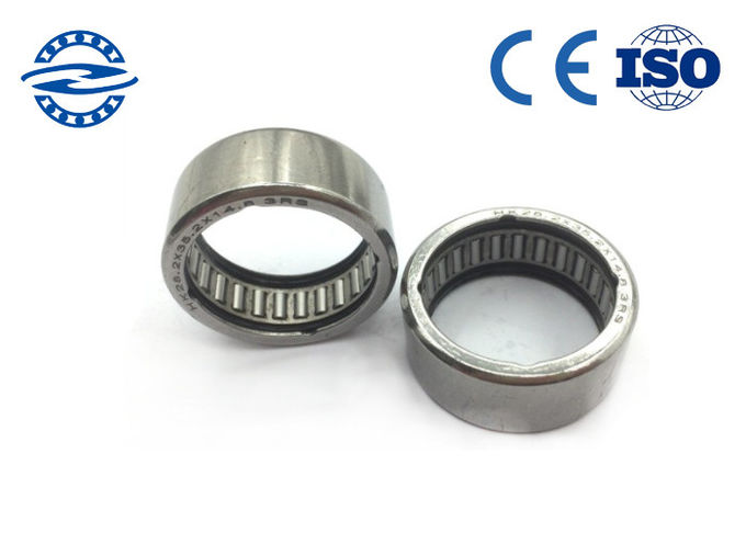 High Precision Drawn Cup Needle Roller Bearings HF1416 For Textile Machinery