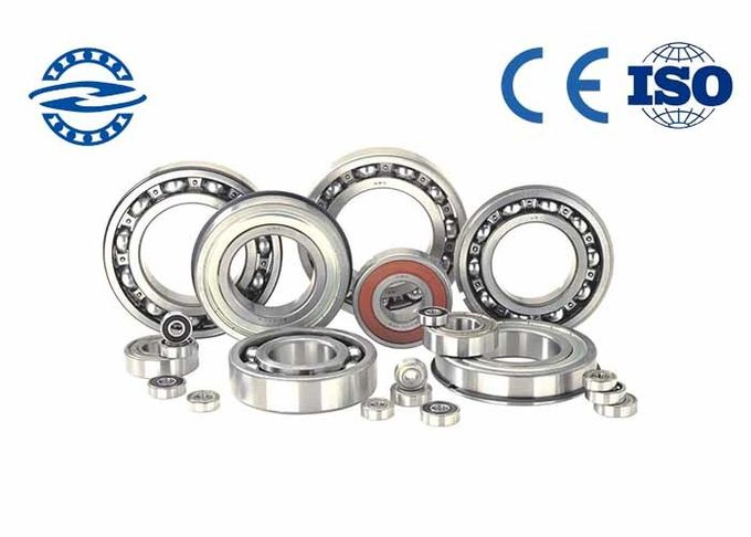 Low Friction 6201 Deep Groove Ball Bearing 12mm ID For Automobile