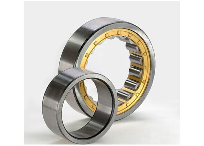 NNU4856 Double Row Cylindrical Roller Bearing Without Ribs GCR15 Material