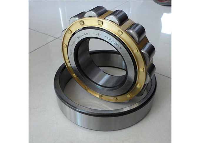Separable Cylindrical Roller Bearing NJ217 For Reduction Gearbox OD 140mm