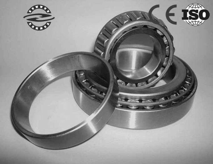 P0 P6 P5 32214 Single Row Tapered Roller Bearings Outer Diameter 125mm
